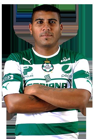 Santos Laguna 2012 - 2013 Felipe Gomez