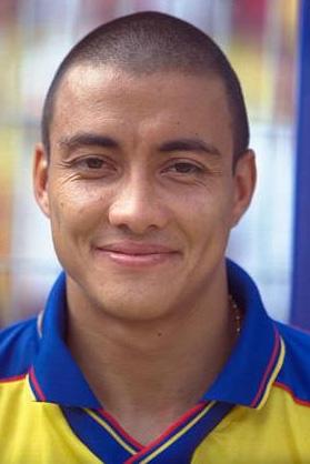 Wilmer Valderrama Colombia 1998