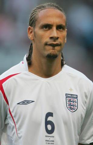 Inglaterra 2006 David Beckham