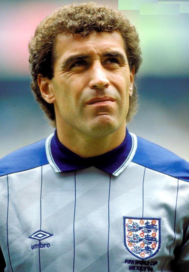 Inglaterra 1986