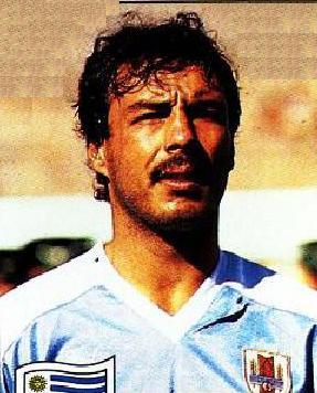 Uruguay 1990 Carlos Correa