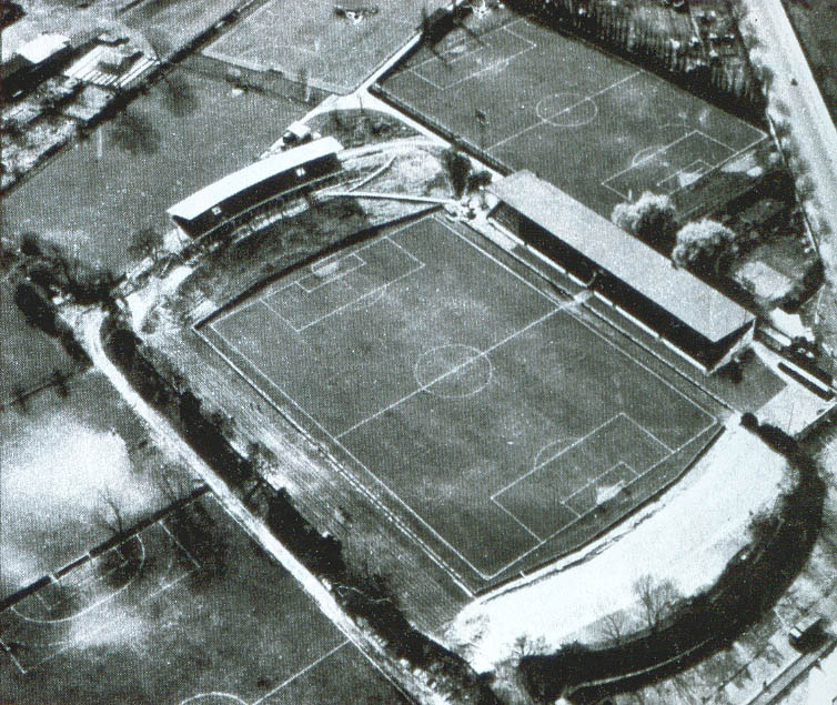 Estadios Y Sedes Suiza 1954